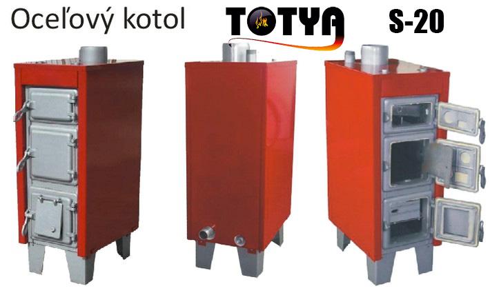 Kotol TOTYA S-20
