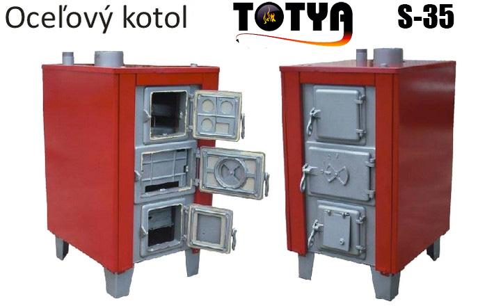 Kotol TOTYA S-35